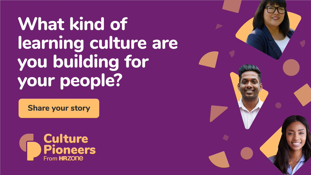 Has your organisation created positive learning culture change in these disruptive times? If so, we want to hear from you. buff.ly/2Y6d1NW #CulturePioneers #learningculture