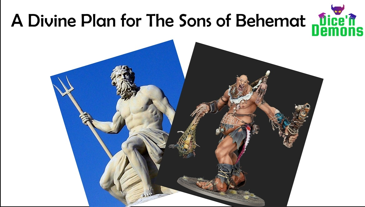 I have an idea for my Sons of Behemat - Greek mythology and an army of giants are perfect for each other, right?  I talk about my plans here: https://t.co/1B0VF2UG5l  #ageofsigmar #warhammer #gamesworkshop #warhammercommunity #sonsofbehemat  #warhammeraos  #paintingwarhammer https://t.co/Bk2Z8ufoEh