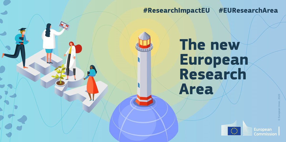 The final countdown for the #EUResearchArea Communication has started. Are you ready for a new European Research Area? 🔬  🔴Stay tuned on 30 September #ERAvsCorona  #NextGenerationEU   ➡️https://t.co/NYWovs2tUK https://t.co/UJMRLnUWSj