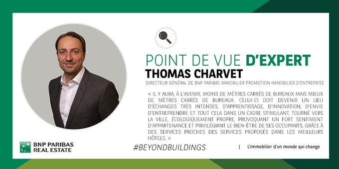 Thomas Charvet dévoile pour @batiactu…