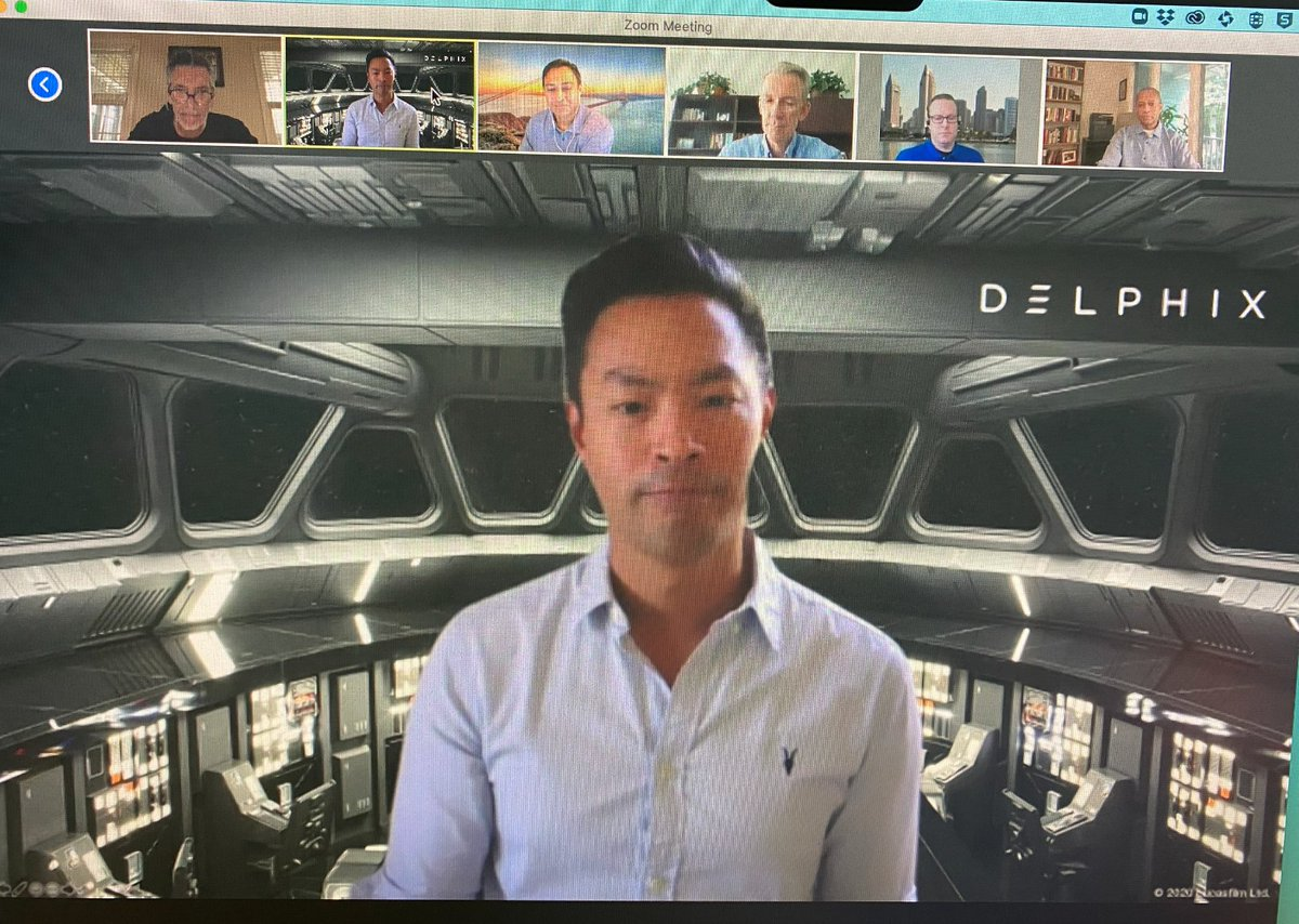 """""""Real #DigitalTransformation is about transforming the #applications that run the business & changing your business model around what's possible in apps today."""" -@jedidiahyueh    We enjoyed taking part in this insightful executive roundtable event, @idgenterprise! @kenpiddington https://t.co/GGkm1EZuzp"""