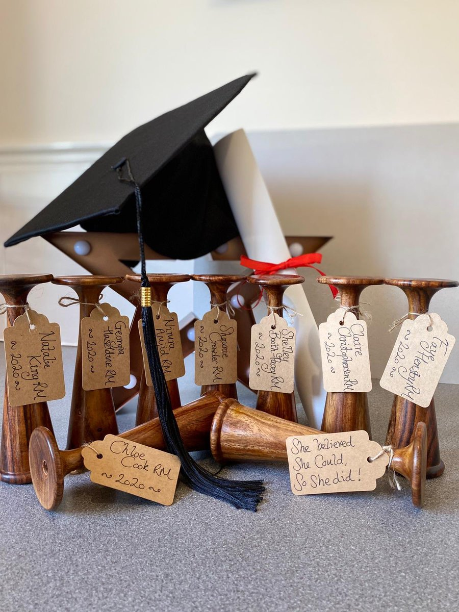 We are THRILLED to share some amazing positivity. Such kindness & love! The wonderful @SNealrm wanted these student midwife graduates to have a special day &made it happen.  'Before they left I presented them each with their own wooden Pinard stethoscope. https://t.co/gR8Viej6oK https://t.co/oIRonB7YDD