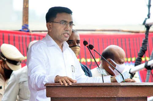 #Goa CM thanks Union Minister #Javadekar for sanctioning 100 e-buses for #KTC  https://t.co/AsbhqEdNpV https://t.co/LBmjGKlTnk