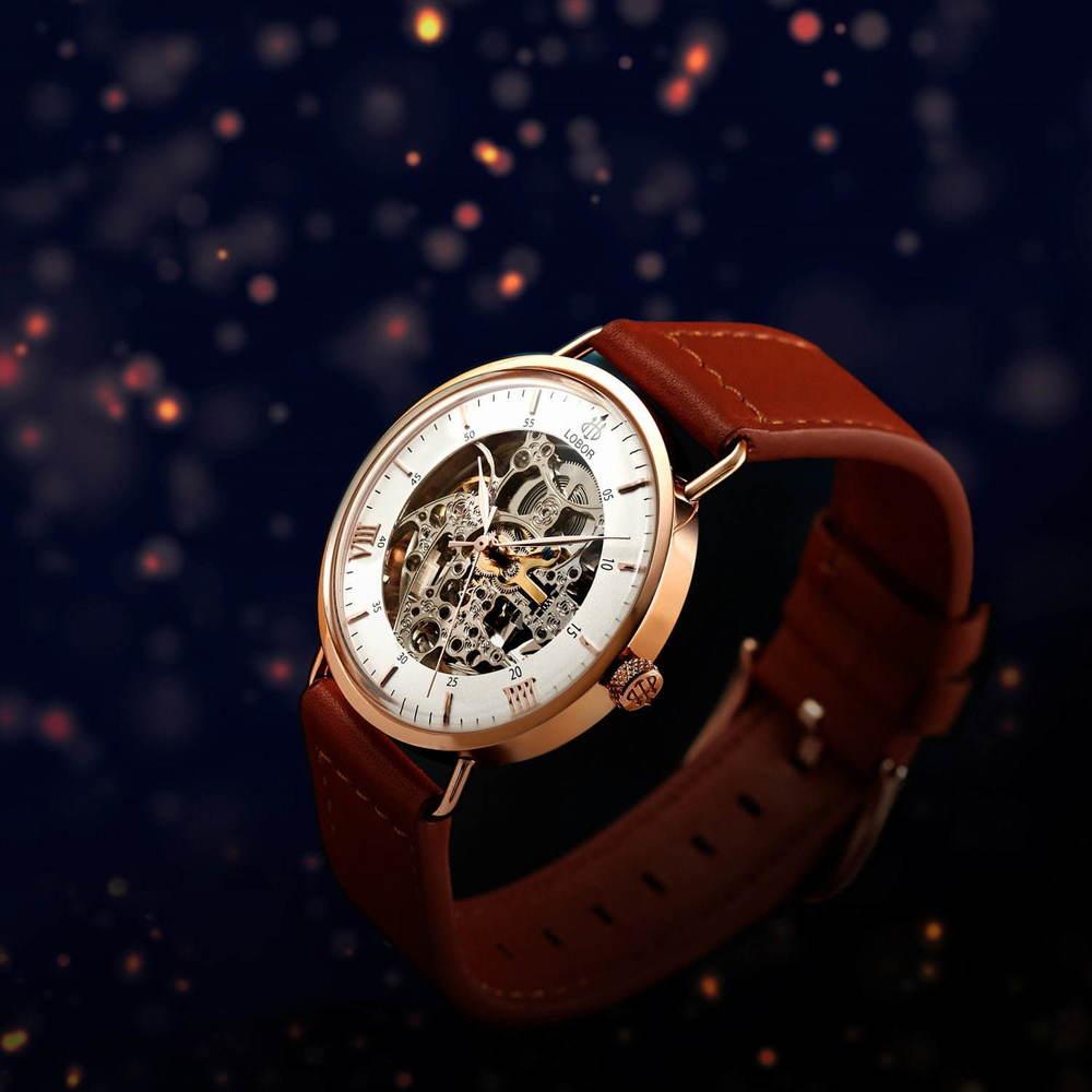"""""""プラネタリウム""""のような腕時計、男女ペアで楽しめるロバー人気ウォッチが全国のチックタックに -"""