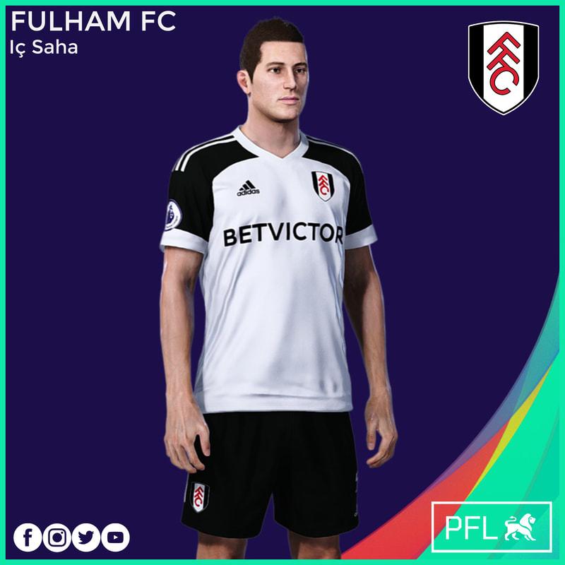 Fulham FC 20/21 formaları sitemize eklendi. Sitemizden indirebilirsiniz.  #eFootballPES2021 #eFootballPES2020 #pes2021 #pes2020 #pes2019 #pes2018 #fulhamfc #fulhamfckits #adidas #fulham #pesturkey #pesturkish https://t.co/C1McirGrS3