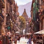 Image for the Tweet beginning: Palermo antica..Porta Nuova😍😍😍😍😍