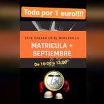 Image for the Tweet beginning: Nueva oferta en el Centro
