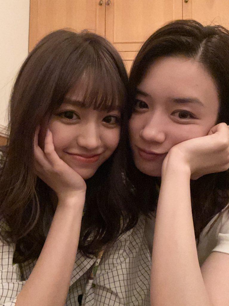 ☺︎☺︎🎂少し前に会いました👭大好きなお姉ちゃん@mei_nagano0924
