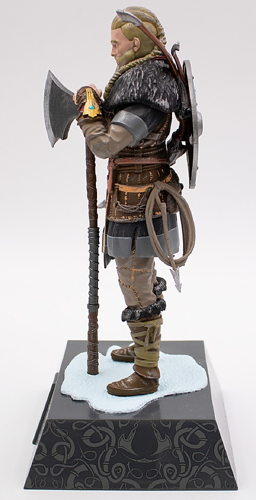 Accesstheanimus On Twitter Best Buy Has Shown A Few Pictures Of The Assassinscreed Valhalla Vynil Figurine Of Male Eivor That Is Included In The Ragnarok Edition Of The Game What Do You