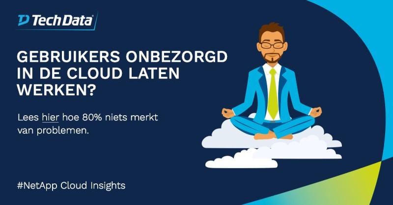 Problemen in de cloud ontstaan vaak zonder…