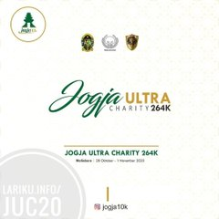 Jogja Ultra Charity 264K • 2020