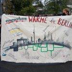 Image for the Tweet beginning: Erneuerbare Wärme für Berlin, statt