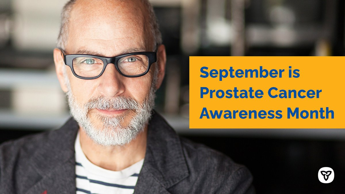 It's #ProstateCancer Awareness Month. Learn about the signs and symptoms of prostate cancer, the most common cancer to affect Canadian men. https://t.co/3b0Kw27bAK #PCAM https://t.co/ivDiXObKUS