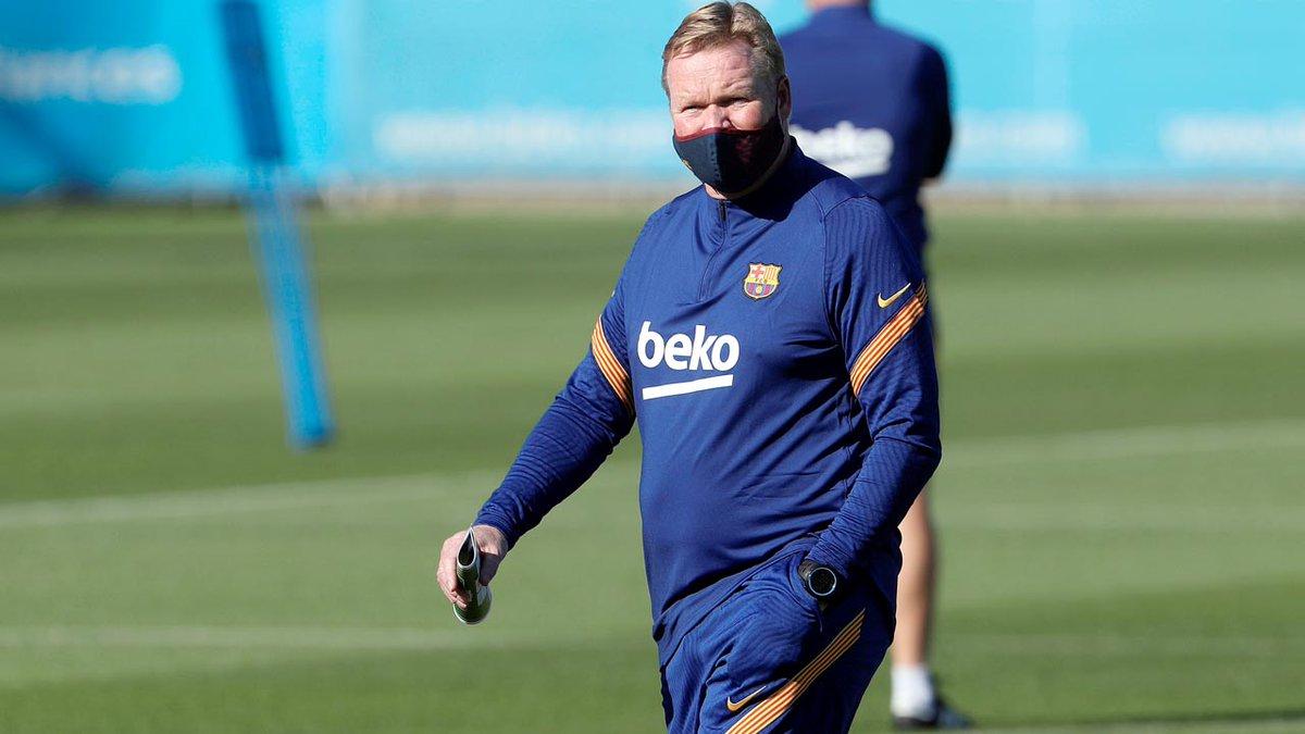 🔴 QUÈ DIRÀ KOEMAN A 24 H DE L'ESTRENA A LA LLIGA?  La millor prèvia del Barça - Vila-Real, aquesta tarda al @totgira   ⚠ En 5 minuts comença Koeman. Segueix la roda de premsa de l'entrenador del Barça en directe a @Catinformacio https://t.co/IF0YQebfUg https://t.co/LWjbVnuj0r
