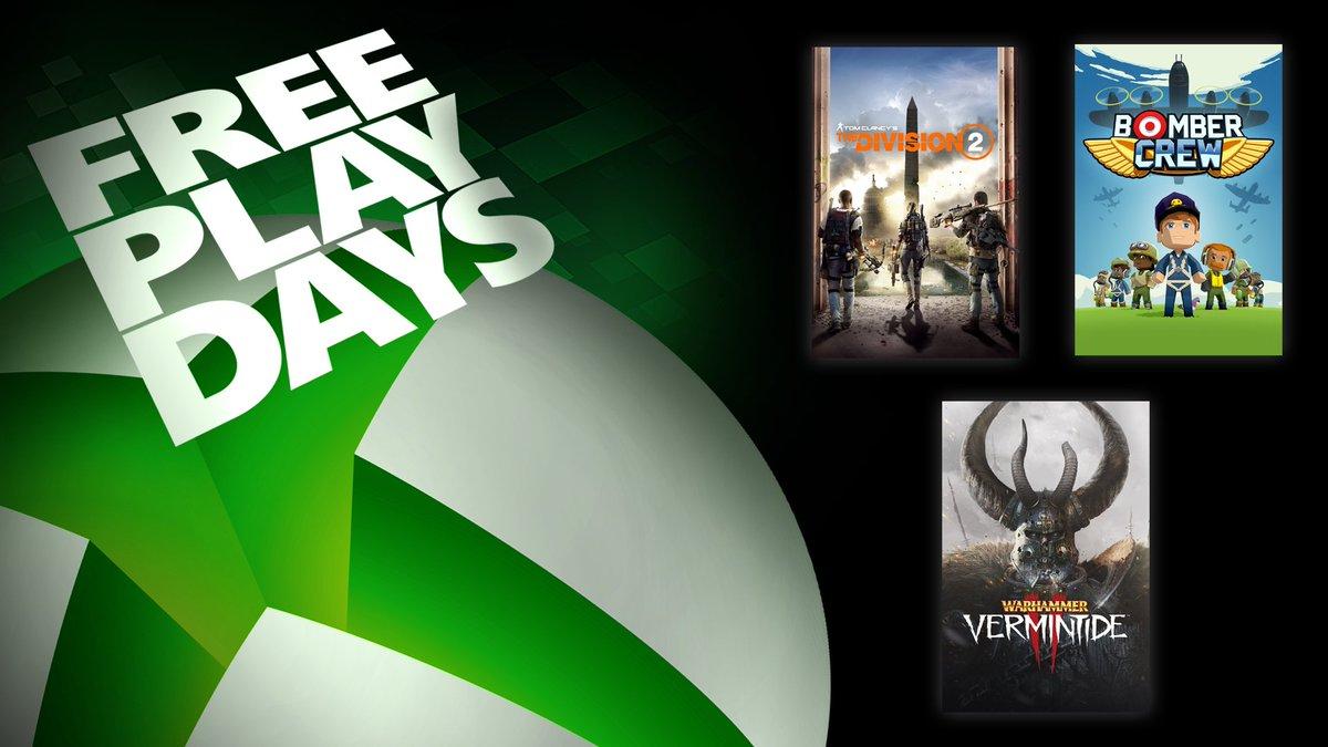 Ricordi quanto servivano 100 o 200 lire per giocare ai videogiochi? Non preoccuparti, oggi ci sono i #FreePlayDays 💚 https://t.co/CivCOhn5NT https://t.co/mTsKESZ0KJ