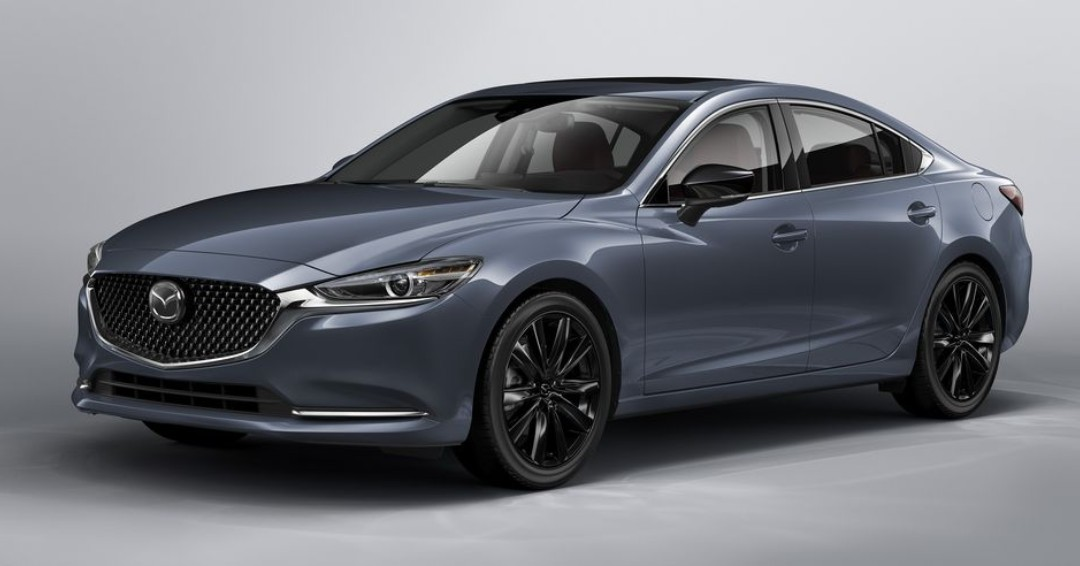 2021 #Mazda6 Adds Torque, Features, and a Special Edition https://t.co/zLAv9pSkhS https://t.co/BiTrWhnADd