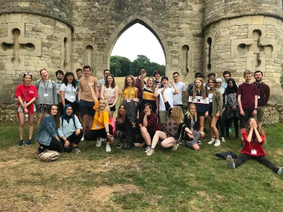 On Track to Bath is a free one-year curriculum enhancement programme for local A-level students to support their journey into higher education.  Read student Ciara's experience of the programme and discover how it helped her get her place at Bath ⤵️   https://t.co/voASwMmuMy https://t.co/SMYsICCcw9