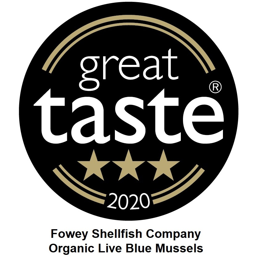 Best Aquaculture Practices, Soil Association and SALSA Food!  Now a 3-Star Gold Award at the Great Taste Awards for our Organic Live Blue Mussels!! #mussels #greattasteawards #organicseafood #organic #sustainable #traceableseafood #seafood #shellfish #cornwall #fowey https://t.co/RcGlgPiJ27