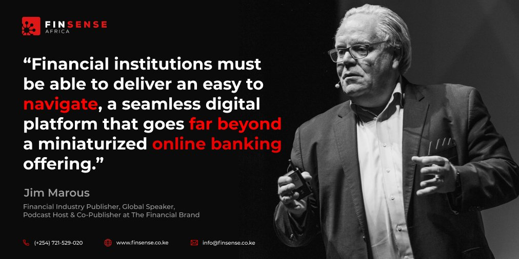 The goal of digital banking transformation is fast, seamless, and integrated across channels.  https://t.co/Upne3gITRu  #banking #DigitalTransformation #AI #MachineLearning https://t.co/xZiuDPCrSt