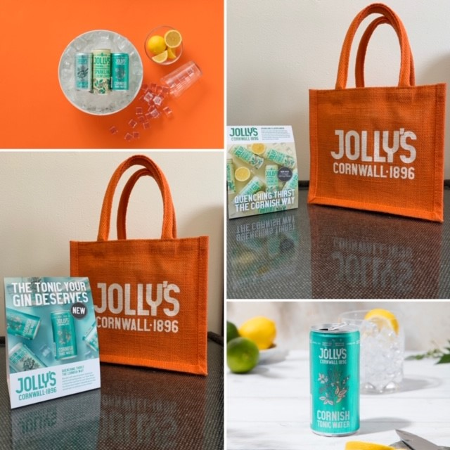 If you are looking to stock our lovely Cornish Drinks - ask for a taster and you may just get your delivery in one of these newly arrived samples bag! #supportlocalbusiness #cornwall #saltash #restaurants #bars #cornishgin #cornishproduce #softdrinks #tonicwater #foodies #Offers https://t.co/POnxX3etKe