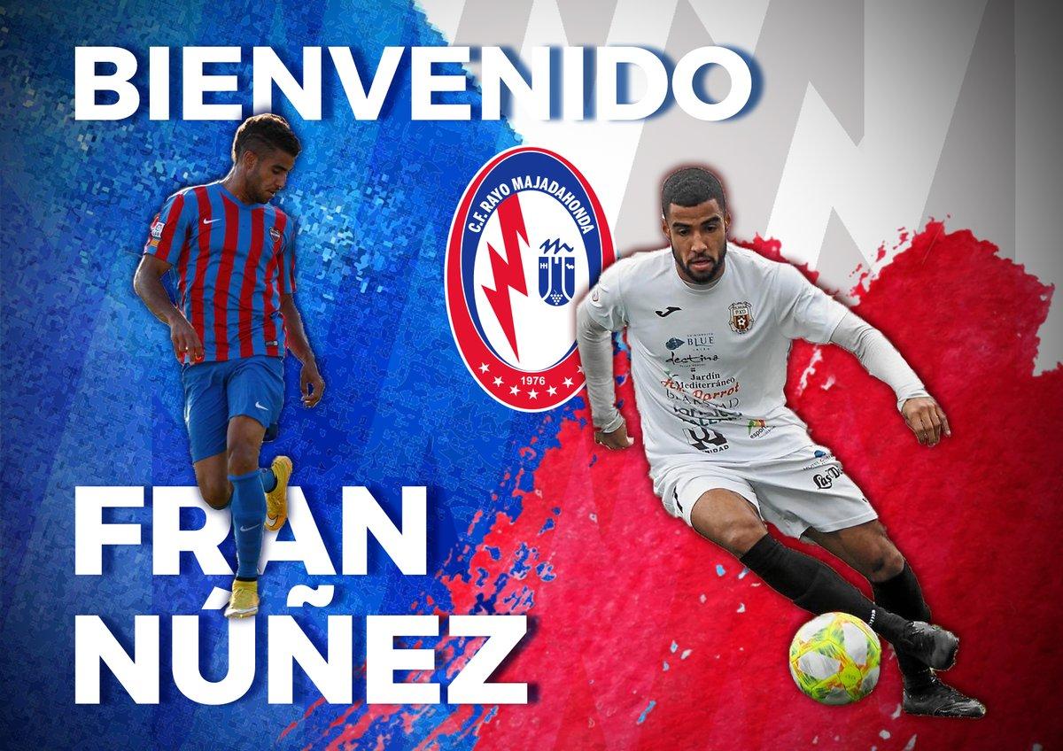 ⬆️ FICHAJE || El @RMajadahonda incorpora a Fran Núñez a su plantilla. Llega de la @Penyadeportiva. #Majadahonda #SegundaB #MercadoSegundaB