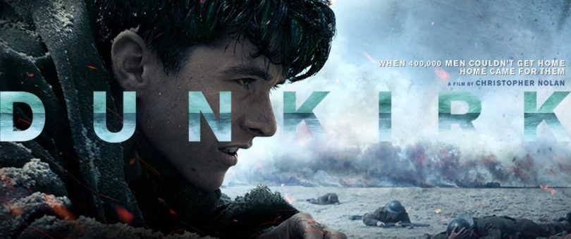 This week's #PTM weekend movie suggestion is Christopher Nolan's masterpiece Dunkirk. A story of survival, bravery and the horror's of war. https://t.co/9MKBEFLqPg