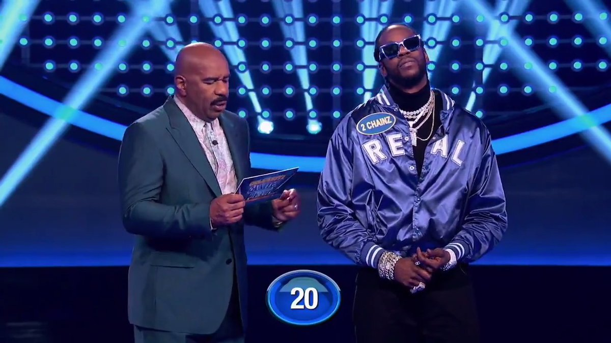 .@2chainz is second to none 🙌 Stream last nights episode of #CelebrityFamilyFeud now, on demand, and on Hulu!