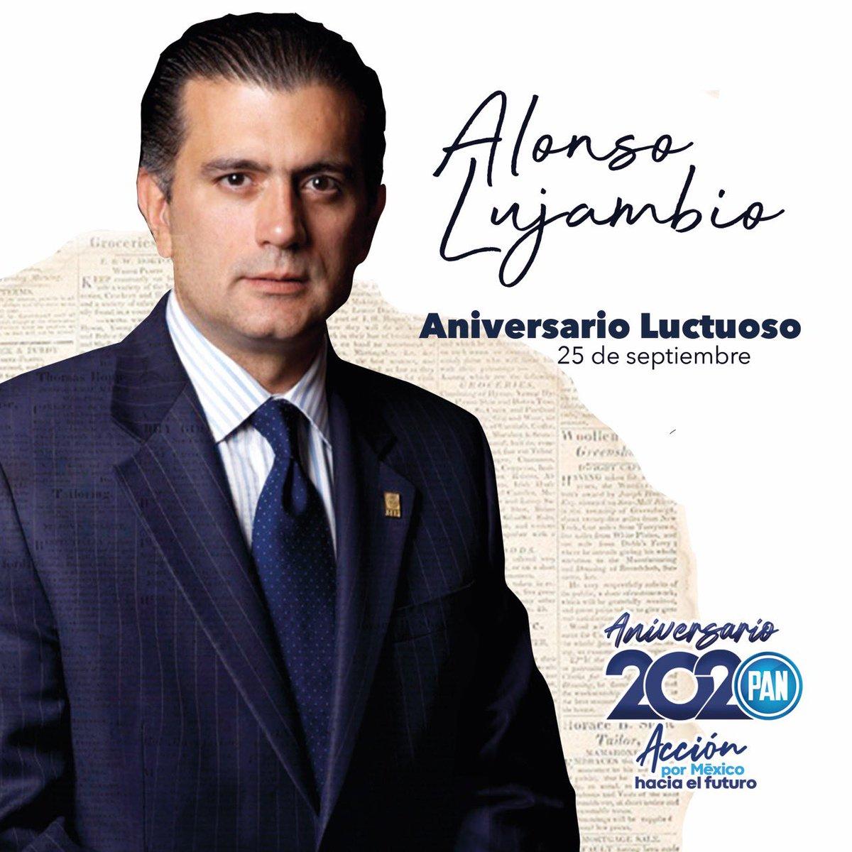 Hoy conmemoramos el aniversario luctuoso de Alonso Lujambio, gran constructor y defensor de la democracia en nuestro país. https://t.co/iDenGIhczA