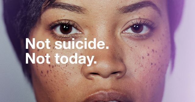 NOW   'Not Suicide. Not Today.' was launched this month by @CAMHnews for Suicide Prevention Month. On Life Unscripted, @janicearnoldi talks to Dr. Juveria Zaheer, who is an emergency room psychiatrist and researcher at CAMH about the campaign. Listen live: https://t.co/DIFK0SBqJT https://t.co/iftLHt95Ap