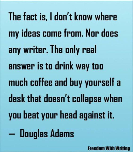 #authorslife #authorproblems #writers #writinglife #writingproblems #justwrite #dontforgetsnacks https://t.co/xykeFBdb4W