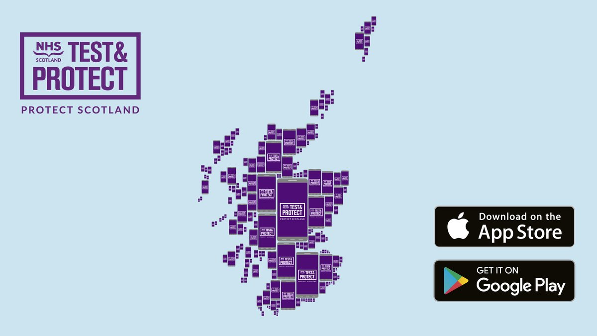 Using the free Protect Scotland app, and following FACTS, can protect you, your family and Scotland against coronavirus. We can make it work, if we work together.   Download and share today ➡️ https://t.co/LBWmV7qhiv https://t.co/XO7wEtMK5X