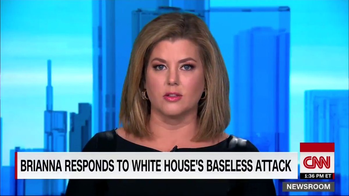 """""""I'm not the Brianna that the White House should be focused on right now. Breonna Taylor is.""""   @brikeilarCNN responds to Press Sec. Kayleigh McEnany's remarks about her. https://t.co/dR40GxR4u7"""