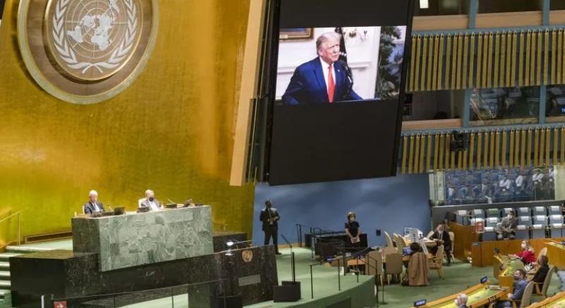Francia se une a EE.UU. y condena a #China en la ONU https://t.co/26IjMQl9zn #Francia #Covid19 @ONU_es vía @DLasAmericas https://t.co/o49IAhwcOV