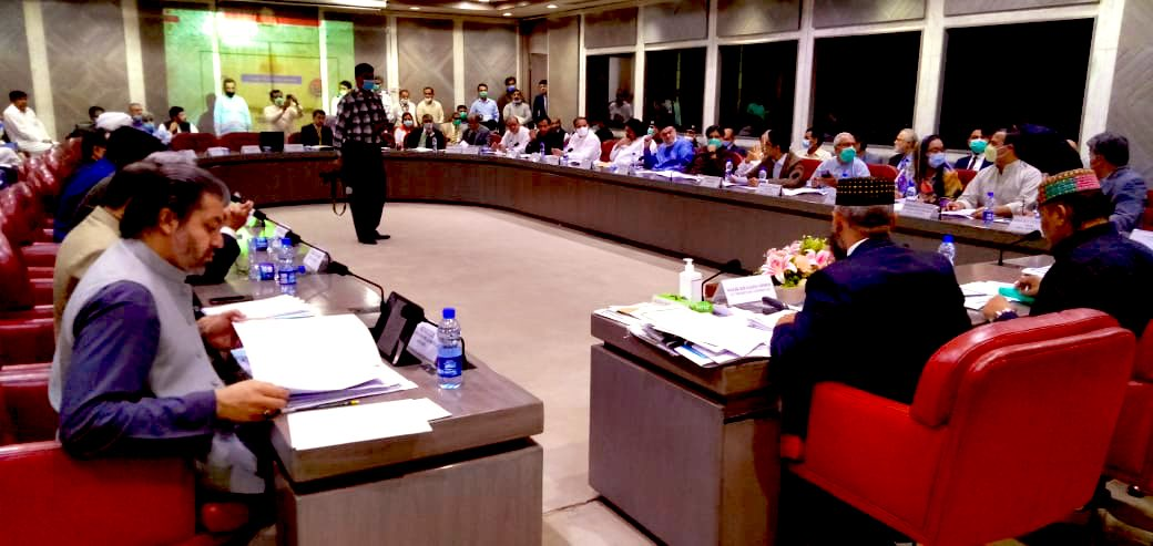 Parliament House  24.9.2020  Attended the meeting of National Assembly Standing Committee on Privileges as Minister-Incharge  Various matters of national importance came under consideration & cogent constitutional measures were taken & directions given by the committee as per law https://t.co/WVBYxmSFhT