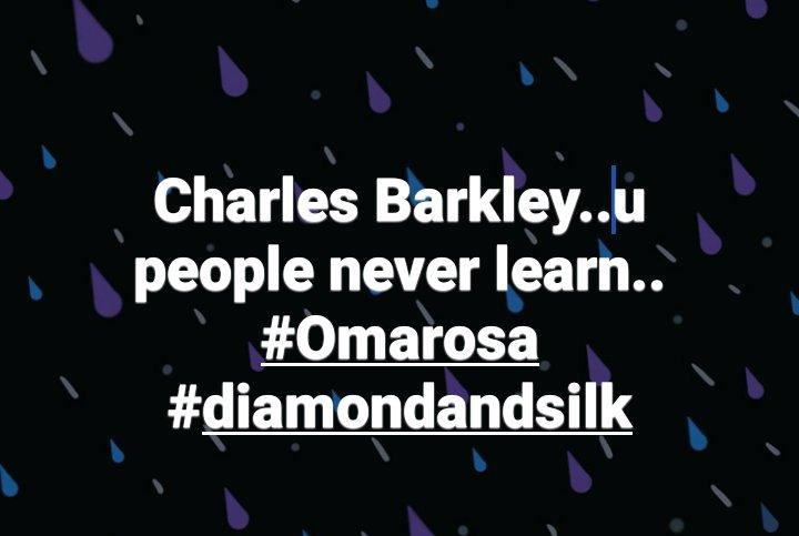 THA TRAINWRECK.....🐦 #TrumpTrainwreck  #CharlesBarkley #diamondandsilk #omarosa #TrumpIsALaughingStock #TrumpLiedPeopleDied https://t.co/sqwimwJh5z