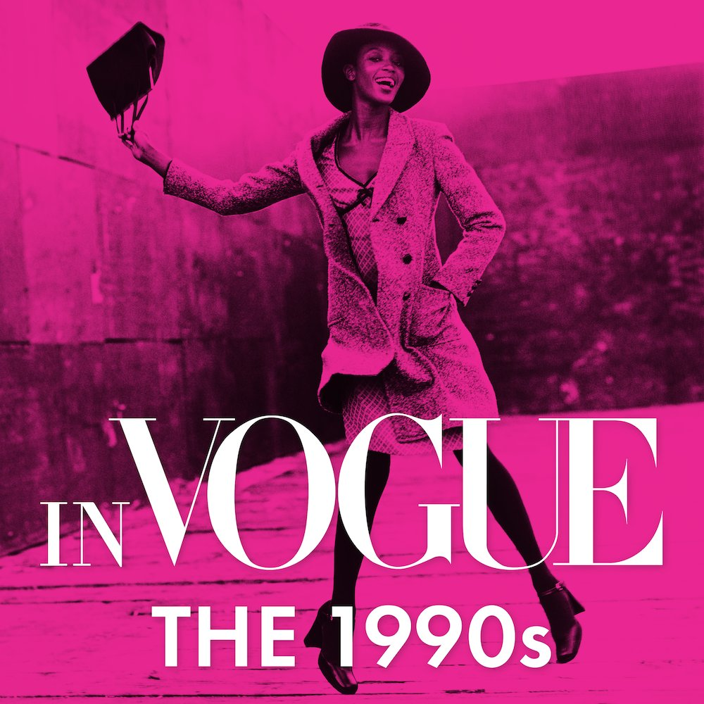 .@Voguemagazine launched a new 12-part podcast, In Vogue: The 1990s. From supermodels to brand names, Vogue experts and star guests highlight the stories in fashion history that reflected this new era of connectivity. Listen now: https://t.co/gjipWjxJkQ https://t.co/YyD2lexEEj