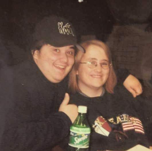 How it started (two community College students)/How it ended (Married and been together almost 18 years) https://t.co/dblbgNMcvC
