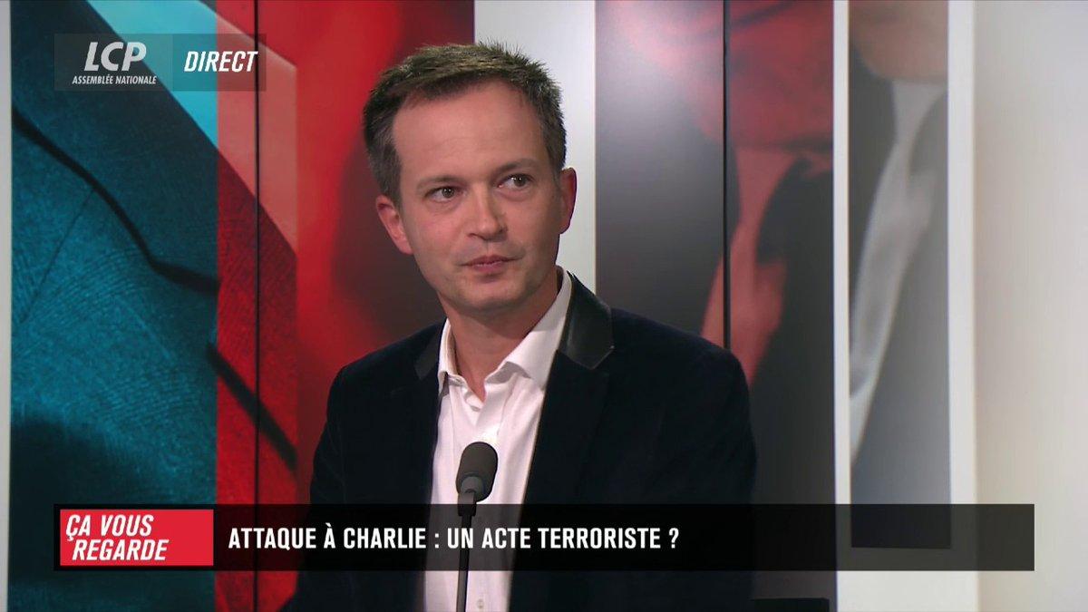 """""""Je suis toujours Charlie"""", clame @pybournazel, """"on a besoin de cette liberté, de la faire vivre et de l'assumer.""""  #CVR https://t.co/sxXsaj0n43"""