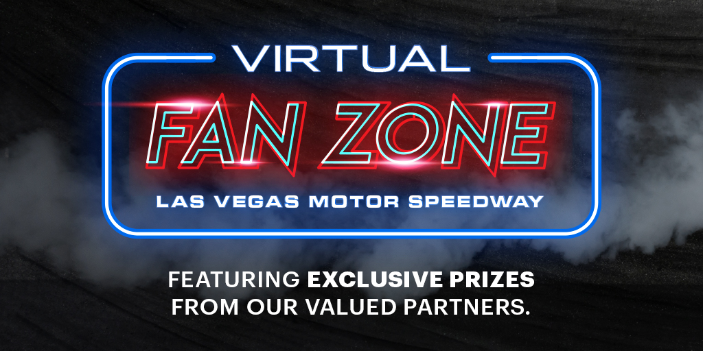 Dont forget to check out the Virtual Fan Zone at Las Vegas Motor Speedway and the deals their great sponsors have for you. Just head to bit.ly/2GbmsF2 #NASCARPlayoffs #ItsBristolBaby