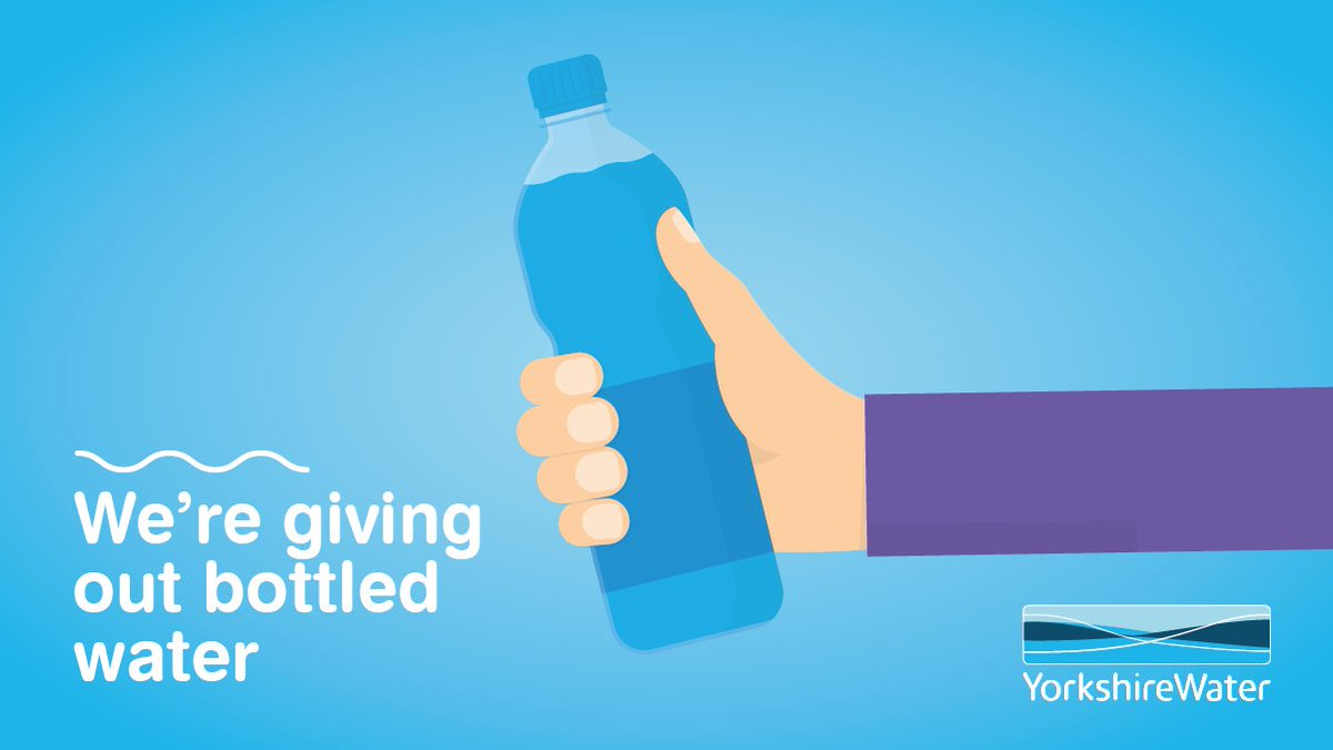 UPDATE  #S35 #Wortley due to the ongoing issue with the pumping station we have delivered some bottled water on to Park Avenue for our customers.   More updates to follow. Thanks Peter https://t.co/ZyhPUf2UIz