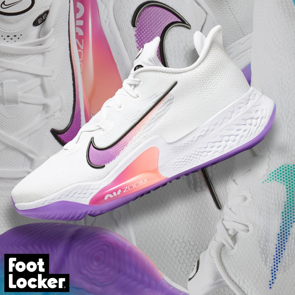 This vibrant Nike Air Zoom BB NXT provides energy with every step on the court! Available now.  Shop: https://t.co/imBd3fSWsC https://t.co/zlBZzuZVnF
