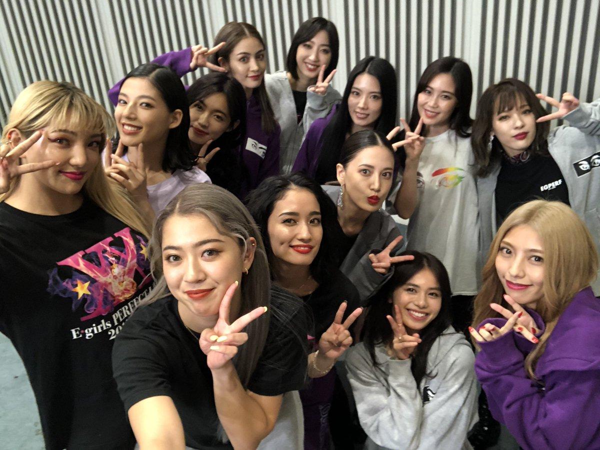 E Girls 画像まとめ Twitterで話題の最新画像 リアルタイム更新中