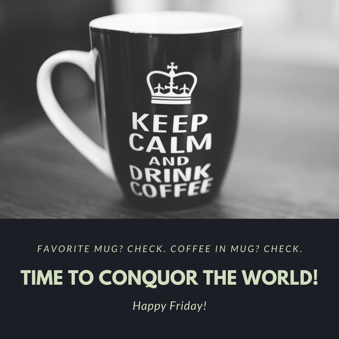 Congrats! You survived another week. Finish it well.  #TGIF #coffeefirst #happyfriday #positivity #safety #gasdetection #industry #maritime #construction #oilgas #firstresponders #gasleak https://t.co/3VfalwJKKl