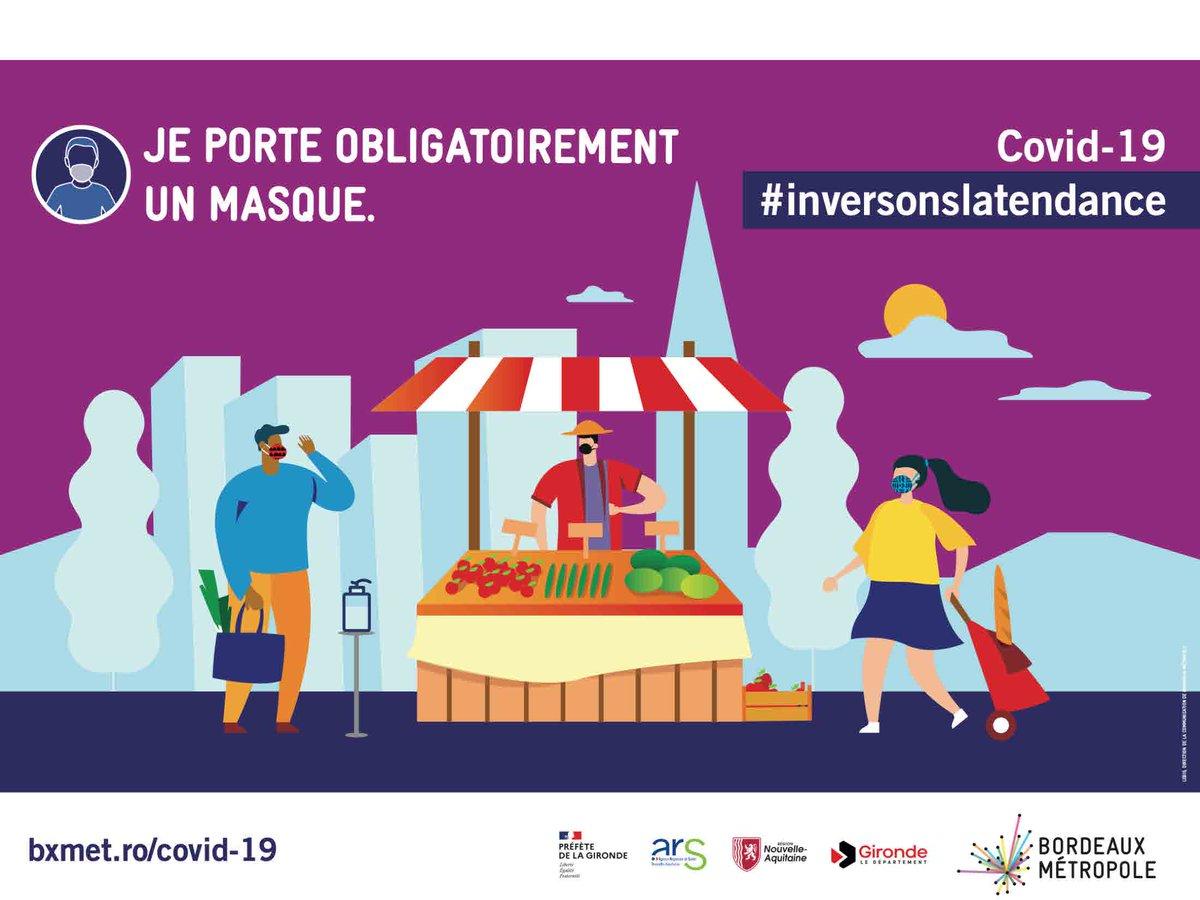 Le Plan Métropolitain de lutte contre la pandémie s'inscrit dans un dispositif national élaboré par le @MinSoliSante dont les grandes lignes sont les suivantes #Inversonslatendance #Gironde #Bordeaux #Lormont #Covid19 @BxMetro 👇 https://t.co/4BqbH2AZhA