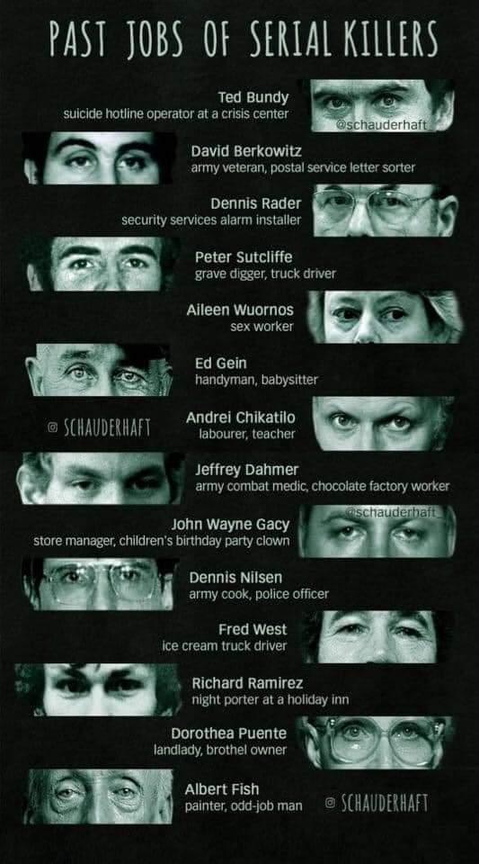 #truecrimecommunity #truecrimepodcasts #truecrime #serialkiller #tedbundy #jeffreydahmer https://t.co/7y54K3xs6k