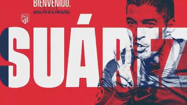 Replying to @Atleti: 🔴⚪ #SuárezRojiblanco  🤩 @LuisSuarez9 🤩   ℹ   🏧 #AúpaAtleti