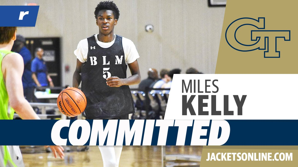 No top 10, top five or video needed, four-star shooting guard @Kelly5Miles tells @Rivals that he has committed to #GeorgiaTech https://t.co/EeLOne9xUk https://t.co/iiuX3M1Zfi