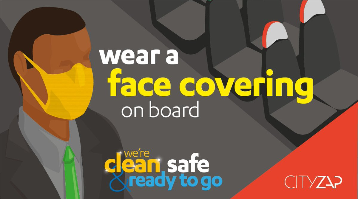 ℹ️ Please wear a face covering when travelling on our buses and when waiting at bus stations  👄👃 Let's keep everyone safe, including you, by ensuring that both your nose and mouth are covered during the journey.  FAQs 👉https://t.co/hXTpYClYPk  #CleanSafeReadytoGo https://t.co/GEuikR9Cig