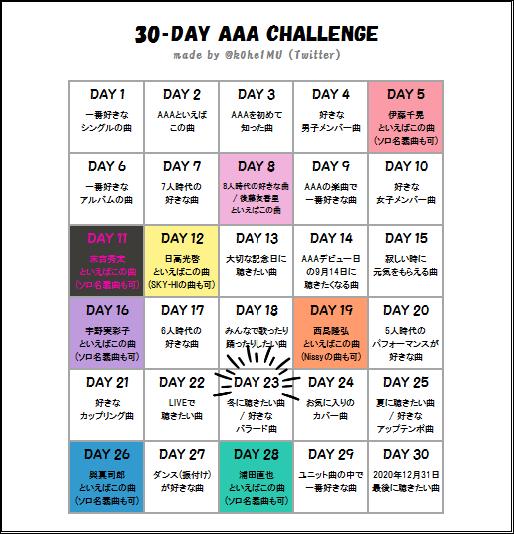 #30DAYAAACHALLENGE 30-DAY AAA CHALLENGE DAY 23② 好きなバラード曲  WISHES https://t.co/i7gOXQfMo4 めちゃくちゃめちゃくちゃ好き。いつかまたliveで歌い上げてるの聴きたい。Cメロ最高だよね!分かるはず  #AAA #AAA15thANNIVERSARY #AAA好きな人と繋がりたい #aヲタさんと仲良くなりたい #UNOInc https://t.co/T60SpbXVIt https://t.co/8wAVHSLWFX
