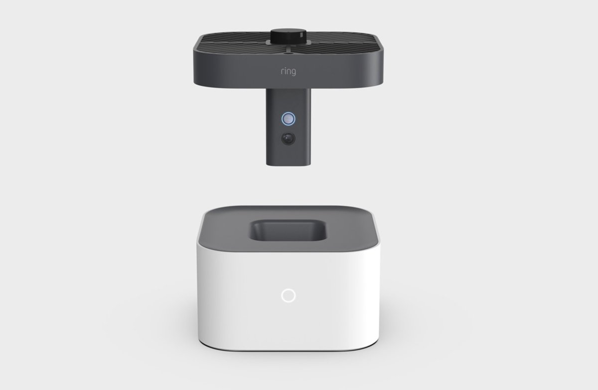The Ring drone is just the latest Amazon privacy puzzle box